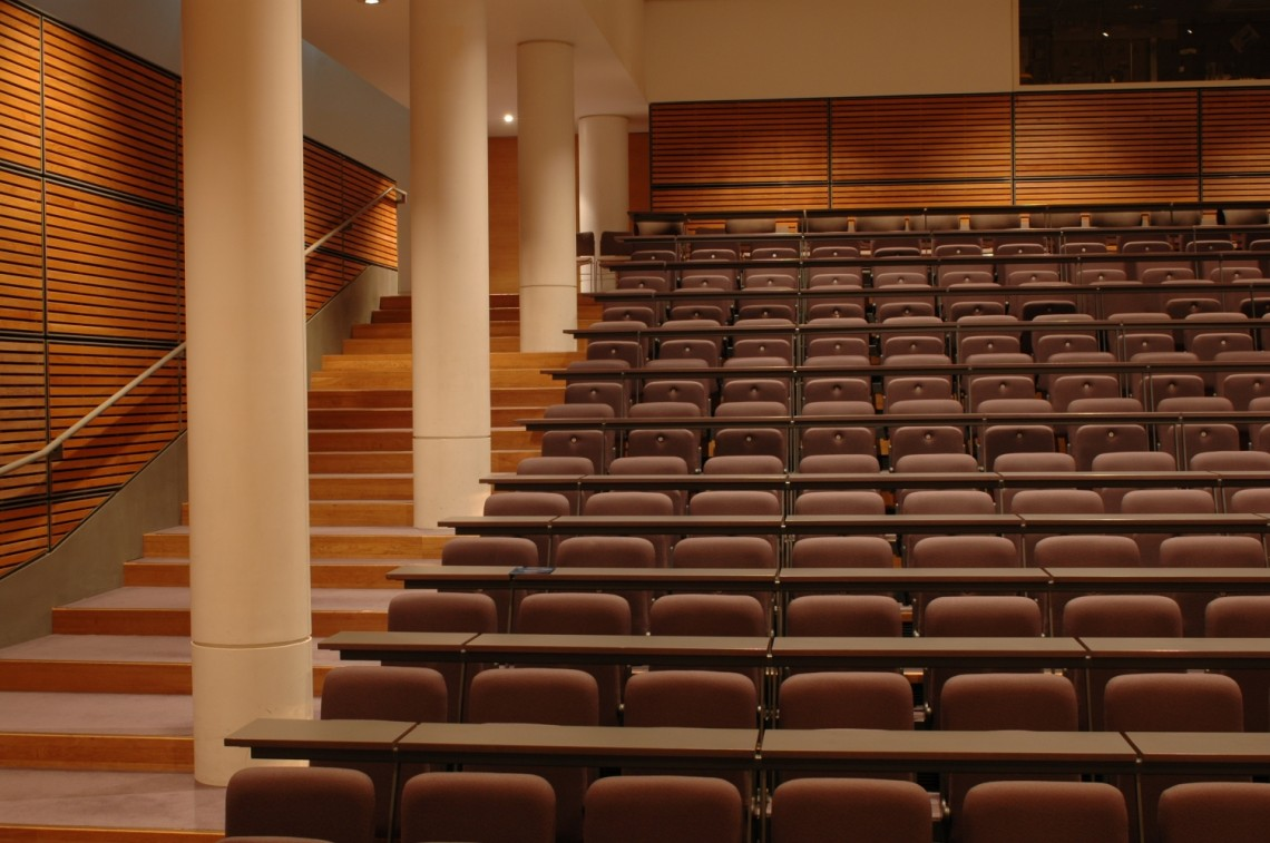 from https://commons.wikimedia.org/wiki/File:Nelson_Mandela_Lecture_Theatre.jpg